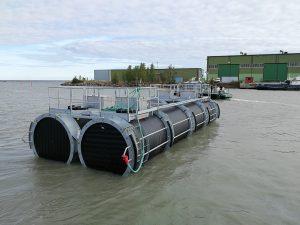 Rajavartiolaitos / Suomen ympäristökeskus